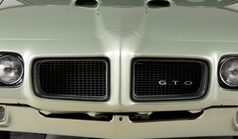 Pontiac GTO Ram Air IV, BJ 1970, grün full