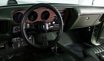 Pontiac GTO Ram Air IV, BJ 1970, grün voll