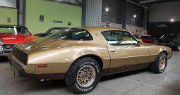 Pontiac Firebird Baujahr 1979 Gold