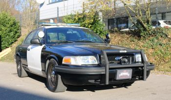 Ford Crown Victoria US Police Car, BJ 2010 full