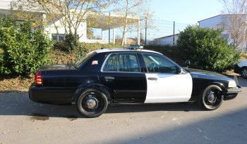Ford Crown Victoria US Police Car, BJ 2010 voll