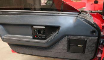 Chevrolet Corvette C4 BJ 1985 Targa Rot voll