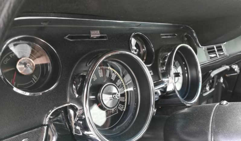 Ford Mustang Cabrio BJ 1968 schwarz voll