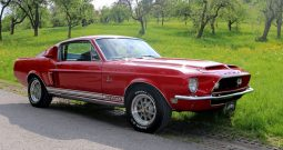 Ford Mustang 1968 Shelby Cobra GT 500 KR