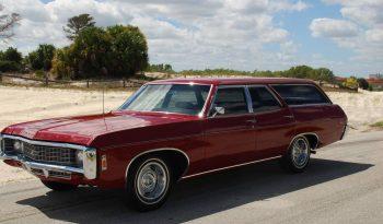 Chevrolet Kingswood Wagon BJ 1969 Rot