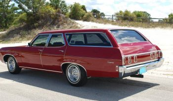 Chevrolet Kingswood Wagon BJ 1969 Rot full