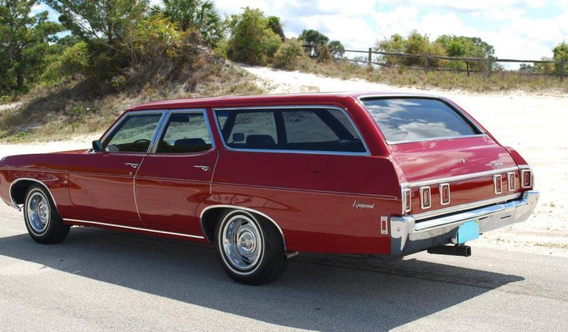 Chevrolet Kingswood Wagon BJ 1969 Rot voll