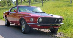 Ford Mustang Mach 1 351cui BJ 1969