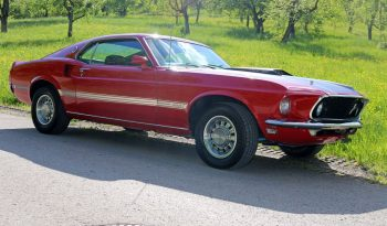 Ford Mustang Mach 1 351cui BJ 1969 voll