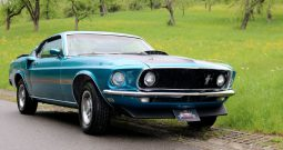 Ford Mustang 1969 Mach 1 Big Block