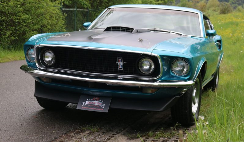 Ford Mustang 1969 Mach 1 Big Block voll