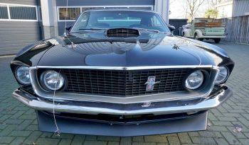 Ford Mustang Mach 1 Fastback BJ 1969 Schwarz