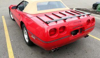 Chevrolet Corvette C4 BJ 1987 Rot
