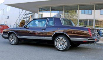 Chevrolet Monte Carlo LS CL 5.0 BJ 1987 full