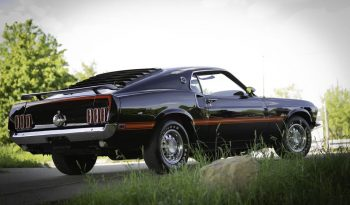 Ford Mustang Cobra Jet 428 BJ 1969