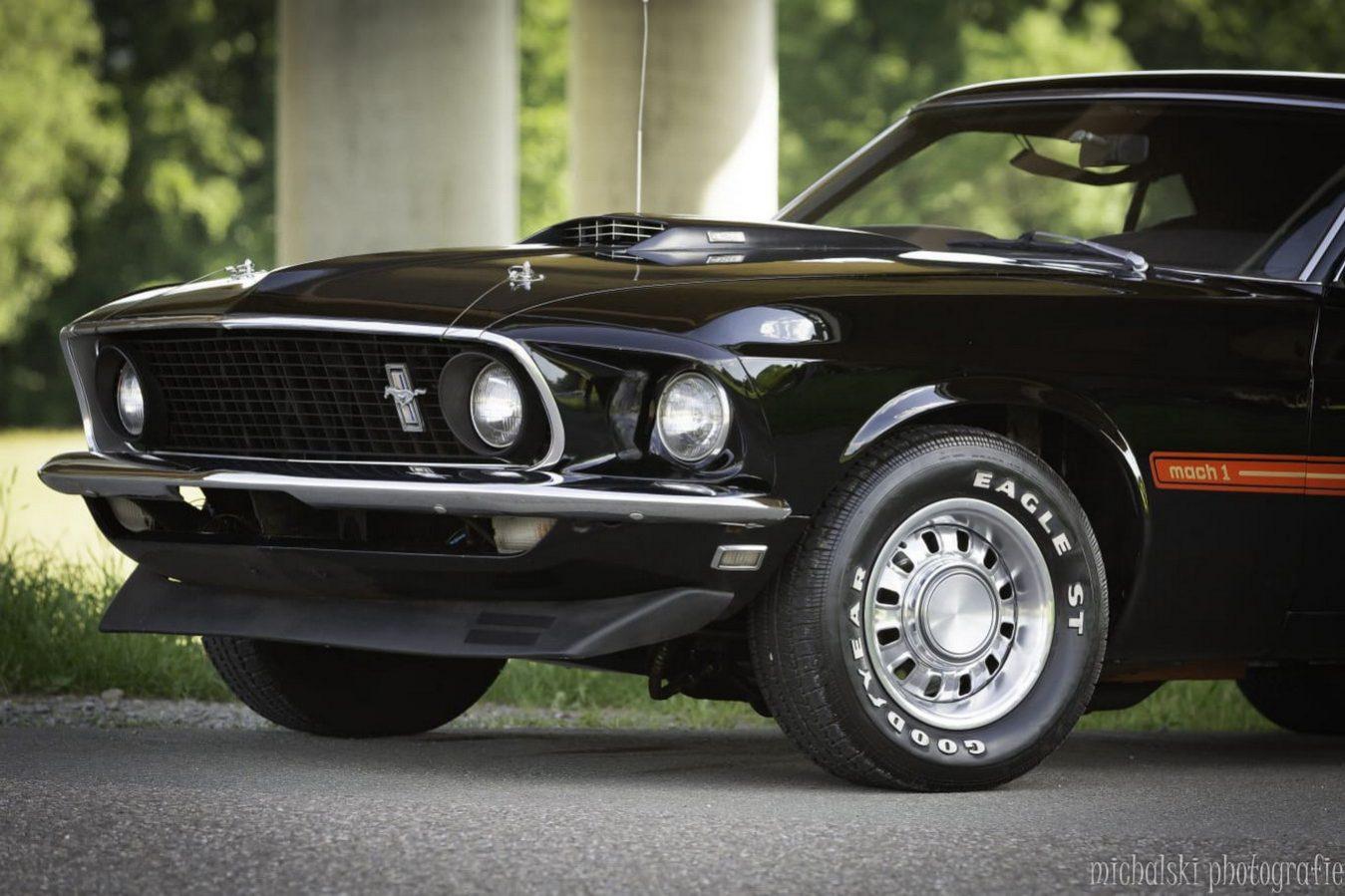 2003 Mustang Cobra Leergewicht