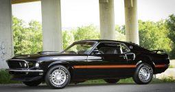 Ford Mustang Cobra Jet 428 BJ 1969