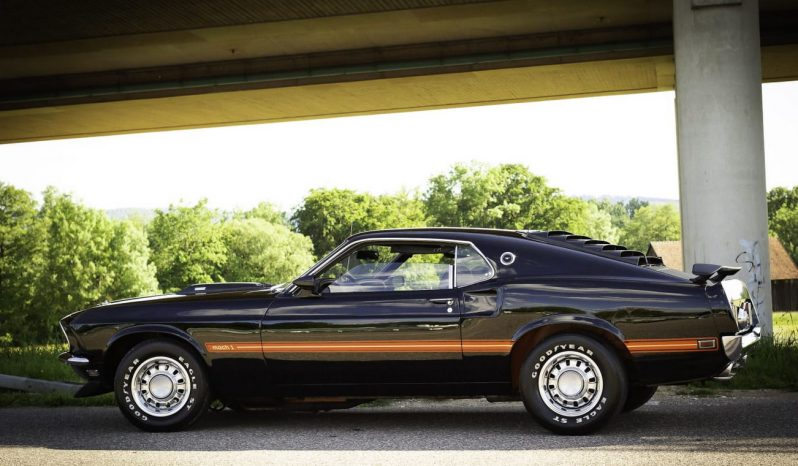 Ford Mustang Cobra Jet 428 BJ 1969 voll