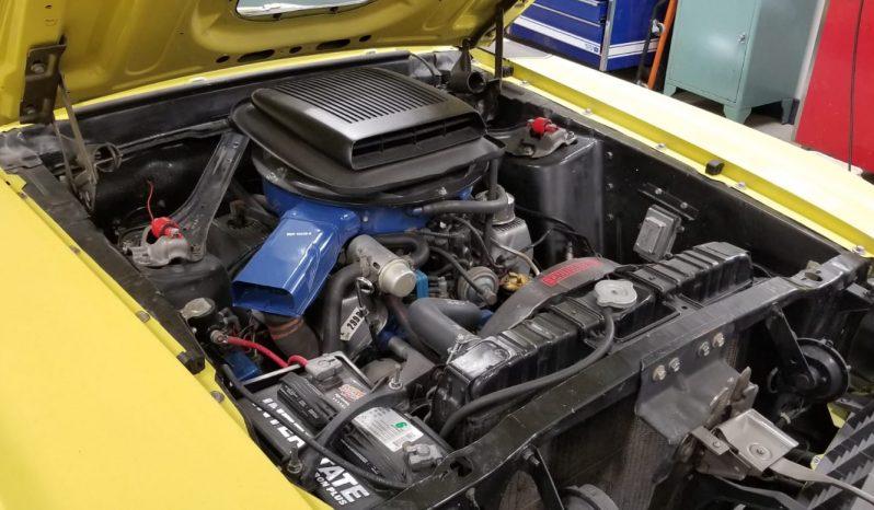 Ford Mustang Boss 302 BJ 1970 mit Shaker hood voll
