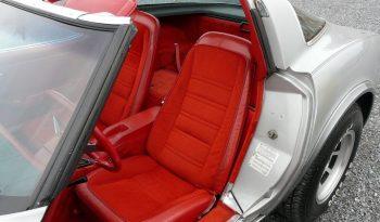 Chevrolet Corvette Anniversary BJ 1978 voll