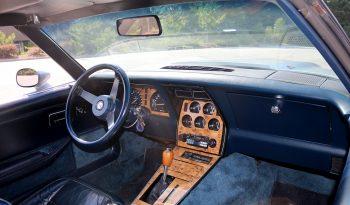 Chevrolet Corvette C3 BJ 1978 Silver Anniversary Edition voll