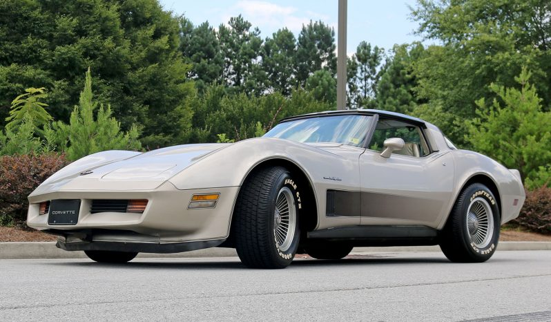 Chevrolet Corvette C3 BJ 1982 Collector Edition voll