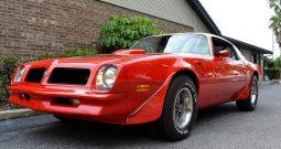 Pontiac Trans Am 455 HO Baujahr 1976