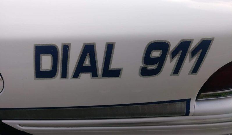 Ford Crown Victoria Police Car Baujahr 2010 voll