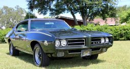 Pontiac GTO BJ 1969 dunkelgrün