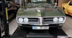 1968 Pontiac Firebird Grün Metallic