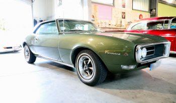 1968 Pontiac Firebird Grün Metallic voll