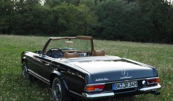 Mercedes-Benz W113 SL280 Pagode voll