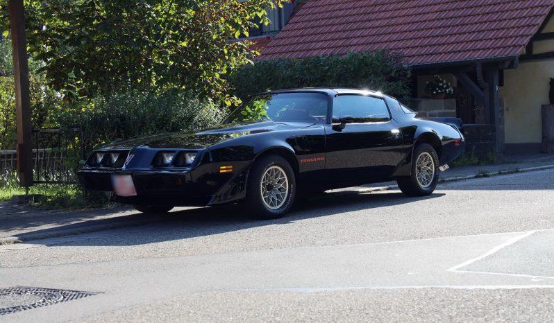 Pontiac Trans Am 1980 Targa voll