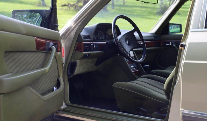 1981 Mercedes Benz 380SE W126 voll