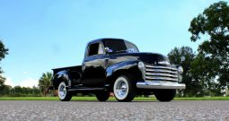 1953 Chevrolet 3100 Black