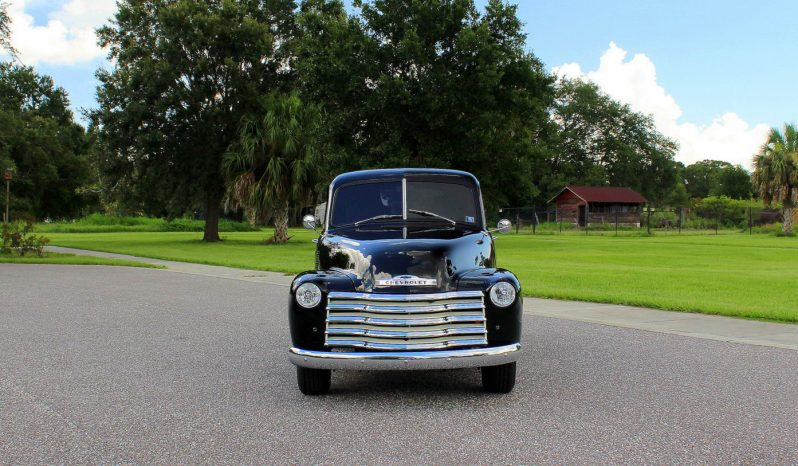 1953 Chevrolet 3100 Black voll