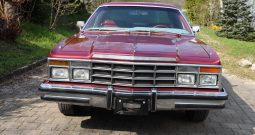 1977 Chrysler Le Baron rot