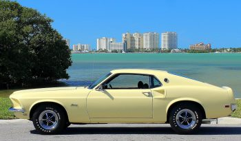 1969 Ford Mustang Fastback voll