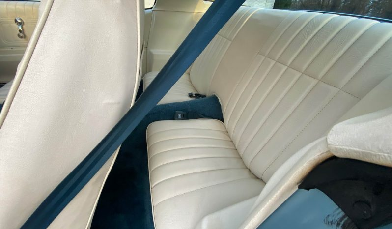 1976 Pontiac Firebird Baby Blue voll