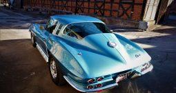 1965 Chrevrolet Corvette C2 327 Nassaublue