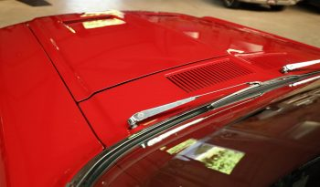 1967 Ford Mustang Double Red voll