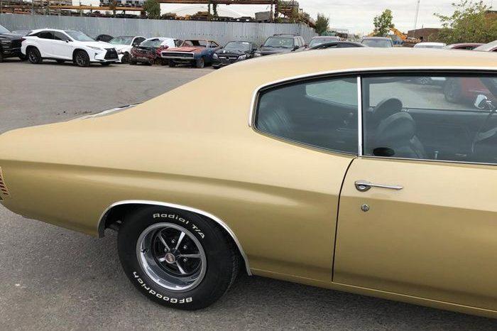 1970 Chevrolet Chevelle voll