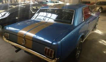 1965 Ford Mustang Blau/Gold voll
