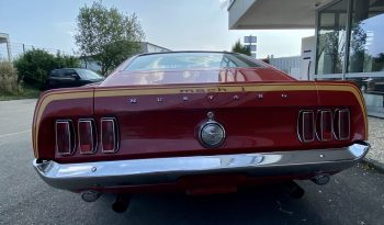 1969 Ford Mustang Fastback Mach 1 voll