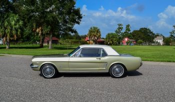 1966 Ford Mustang Coupé voll