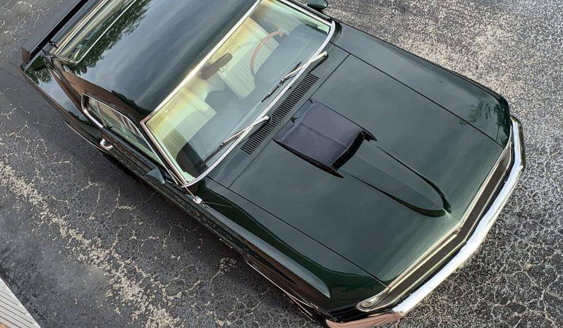 Ford Mustang Fastback BJ 1970 Dunkelgrün voll