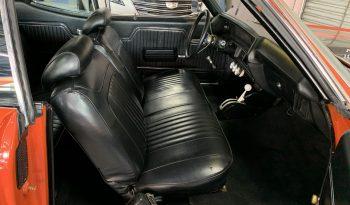 Chevrolet Chevelle BJ 1972 Orange/Schwarz voll