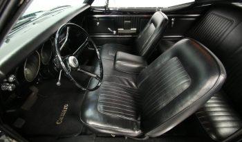 Chevrolet Camaro BJ 1967 Schwarz voll