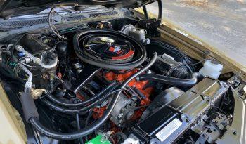 Chevrolet Chevelle BJ 1970 Gold/Schwarz voll