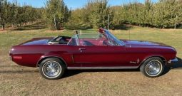 Ford Mustang Cabrio BJ 1968 Rot
